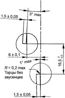 ГОСТ IEC 60715-2013 Аппаратура распределения и управления низковольтная. Установка и крепление на направляющих электрических аппаратов в устройствах распределения и управления