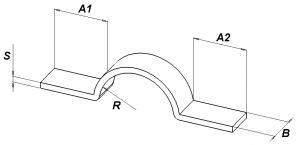 Шина пластинчатая – компенсатор расширения и вибрации