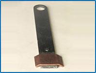 нож вала заземлителя выключателя нагрузки